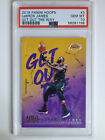 2018 Panini NBA Hoops Lebron James #3 Get Out Of The Way - PSA 10