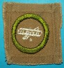 AVIATION TYPE A SQUARE MERIT BADGE BOY SCOUTS H664