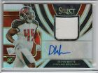 2019 Panini Select Football Cards - XRC Redemption Checklist Added 55