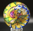 James Alloway Art Glass GIANT Paperweight Early 2004 4 Supernova 303