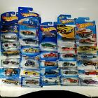 Hot Wheels 30 Car Lot 2 New on Card Free Priority Shipping