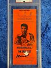 Muhammad Ali Boxing Cards and Autographed Memorabilia Guide 51