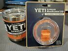 YETI Coral 10 oz Rambler Lowball Discontinued Color w Coral Magslider lid RARE