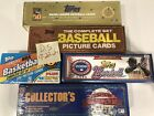 Complete Set Lot - Inc. 1989 Upper Deck, 1982 Topps, 2001 Topps and More