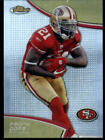 2011 TOPPS FINEST REFRACTORS #19 FRANK GORE SAN FRANCISCO 49ERS FOOTBALL CARD