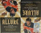2020-21 Upper Deck ALLURE Hockey 20 PACK 8 SP RC Factory Sealed Retail Box