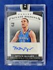 2017 Panini NBA Finals Private Signings Basketball Cards 21