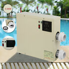 55KW Pool Heater Thermostat Swimming Pool SPA Electric Water Heater
