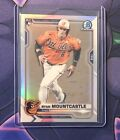 2021 Bowman Chrome Baseball Variations Rookie Refractor Gallery 50