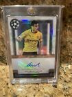 2021 Topps Giovanni Reyna American Dream Curated UEFA Champions League Soccer Cards 3