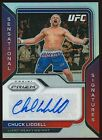 Chuck Liddell Cards, Rookie Cards and Autographed Memorabilia Guide 12