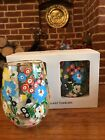 Cath Kidston Portland Flowers Set Of Two Glass Tumblers Boxed
