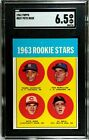 1963 Topps Football Cards 49