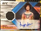 UFC SEAN O'MALLEY AUTO RELIC CARD SIGNED 26 99 Knockout SP TOPPS SUGA prizm box