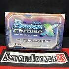 2021 Bowman Chrome X 582 Montgomery Factory Sealed Box FAST SHIPPING - IN HAND⚾️