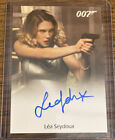 Top 10 James Bond Autographed Trading Cards 12