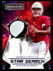 2019 PANINI ROOKIES & STARS KYLER MURRAY RC STAR SEARCH JERSEY PATCH SP #23 25!