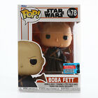 IN HAND! Funko POP! Star Wars - Boba Fett NYCC 2021 Shared Convention Exclusive
