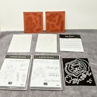 Stampin Up Blended Seasons clear mount 1  2 with Stitched Framelits dies Fall