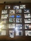 FRED COUPLES LOT AUTO AND MEMOROBILIA CARDS NUMBERED MEM AUTO PATCH