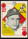 Celebrate the Life of Yogi Berra with His Top Baseball Cards 16