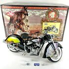 Guiloy 1948 Indian Chief Low Spirits Motorcycle 16 Diecast Model Rare Box