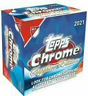 2021 Topps MLS Chrome Sapphire Edition Hobby Box Factory Sealed and Brand New