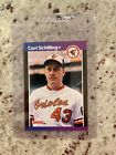 Curt Schilling Cards, Rookie Card and Autographed Memorabilia Guide 9