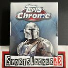 2021 Topps Chrome Legacy Star Wars Cards Hobby Master Box Factory Sealed IN HAND