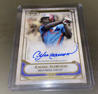 Andre Dawson Awards and Personal Memorabilia Heading to Auction 17