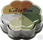 Alchemy Petal Point Pigment Ink Option Pad Metallics