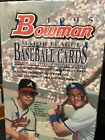 1995 Bowman Baseball Card Box A.Jones V.Guerero S.Rolen