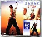 USHER U Turn MIX & DUB & Behind Scenes VIDEO CD Single