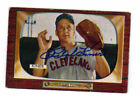 1955 Bowman #197 RALPH KINER autographed card