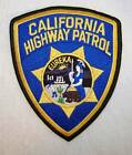 Eureka California Highway Patrol Police Patch CHP Law