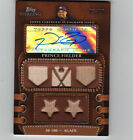 2010 Topps Sterling Prince Fielder 5 Relic Auto 3 10!