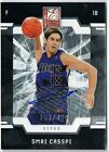 Omri Casspi 09 10 Donruss Elite Auto RC 499