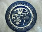 Beautiful Vintage Decorative Blue Willow Plate - Made in England