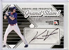 2011 In The Game Heroes and Prospects Baseball Series 1 25