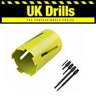DIAMOND CORE DRILLS LASER WELDED & ADAPTORS