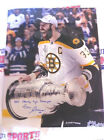 Zdeno Chara Boston Bruins signed Stanley Cup 16x20 B