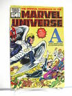*Official Handbook of the Marvel Universe, 9 Book LOT