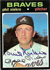 Phil Niekro Cards, Rookie Card and Autographed Memorabilia Guide 15