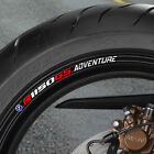 BMW R 1150 GS ADVENTURE WHEEL RIM STICKERS 1150GS B