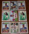 Visual History of Upper Deck Baseball Cards from 1989 to 2010 32