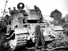 WW2 German Tiger in Russia, Rare Variant!!!  WWII