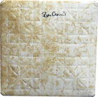 Robinson Cano Signed Game Used 2005 Rookie Season Yankees Base vs Royals Steiner