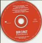 BRENT BOURGEOIS Funky Little Nothing RARE RADIO PROMO DJ CD Single 1992