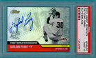 2002 Finest Moments Gaylord Perry Auto Issue #FMAGP - PSA 9! Giants!
