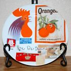 Rosanna Italy _ ORANGES ROOSTER FRENCH LABELS 8